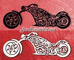 99 best scroll saw motorcycle images on harley
