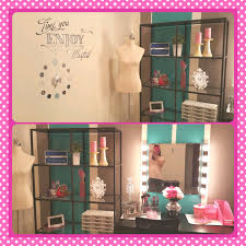 new makeup room diy color me luscious altnew vanity ideas set up