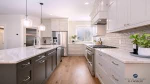 kitchen with black island and white cabinets kitchen ideas with white cabinets island