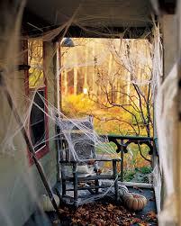 haunted house party martha stewart