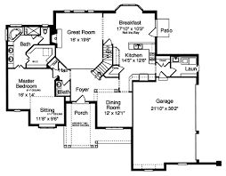 residential blueprints residential designs house plans floor plans blueprints ranch