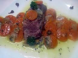 cuisiner un filet mignon de porc en cocotte recette de filet mignon de porc aux carottes à la cocotte minutes