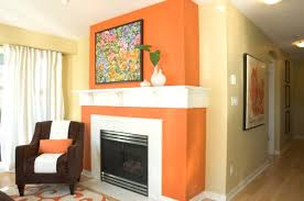 the underused interior design color how to use orange indoors