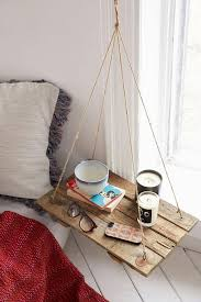 wohnideen diy diy ideen nachttisch holz rustikal wohnideen möbel designer