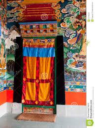 rumtek monastery interior editorial photo image 53438506