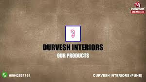 fancy wallpapers and window blinds by durvesh interiors pune