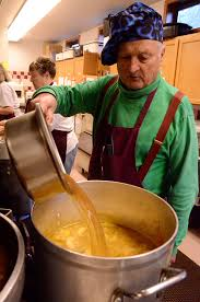 after 14 years at soup kitchen dan saul retires south whidbey