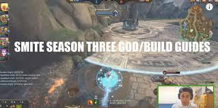 Smite Conquest Map Best Smite Season 3 Guides By Position Esports Source