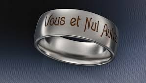 can titanium rings be engraved personalized rings posey rings text engraved titanium rings