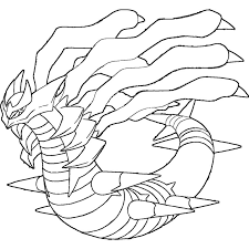 giratina coloring pages pokemon giratina coloring pages coloring