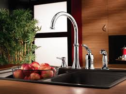 Tall Kitchen Faucets by Dulley Column Color Graphics