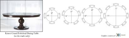 6 seater round dining table dimensions round table for six dimensions round designs