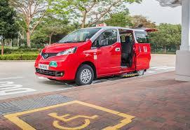 nissan nv200 taxi nissan nv200 taxi lpg unveiled in hong kong gazeo com