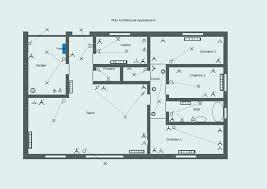 schema electrique cuisine plan electricité maison awesome index logiciel electricite maison