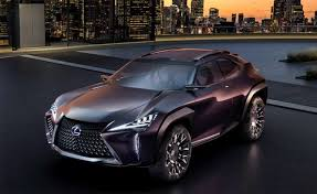 is lexus lexus entry level ux250h and 7 seat rx450hl hybrid suvs on the way