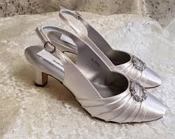 wedding shoes for wide wide wedding shoes etsy