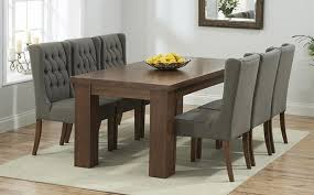 dark wood dining room tables marvellous brown rectangle industrial dark wood dining table with 6
