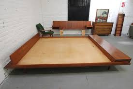 How To Build A Platform Bed King Size by Ideas King Size Platform Bed Plans Ideas King Size Platform Bed