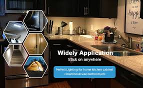 kitchen cabinet lighting canada remote cabinet lighting wireless 6 pack 20 led dimmable closet lights rechargeable counter light stick on touch light