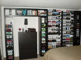 Ikea Billy Bookcase Shoes Not Lacking For Storage The Ultimate Shoe Rack Ikea Hack Diy