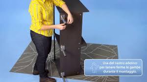 Adesivi Per Mobili Ikea by Ikea Come Montare Un Mobile Per Bagno Godmorgon Youtube
