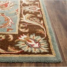 Blue Brown Area Rugs Soft Area Rugs Joss