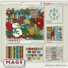 mistletoe memories bundle