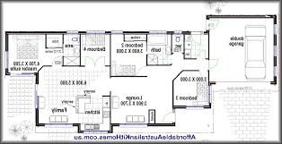 simple 4 bedroom house plans home design 81 excellent simple 4 bedroom house planss