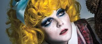 Makeup And Hair Classes Ba Hons Fashion Graphics