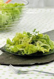 cuisiner la salade verte salade verte déclinaisons de vinaigrettes les fruits et légumes