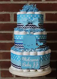 Diaper Cake Decorations For Baby Shower Best 25 Whale Diaper Cake Ideas On Pinterest Sea Baby Showers