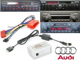 audi concert 2 aux input audi a2 a3 a4 a6 a8 tt ipod adapter interface car radio iphone