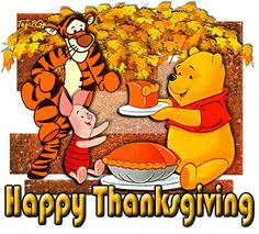 winnie the pooh thanksgiving pooh thanksgiving picture