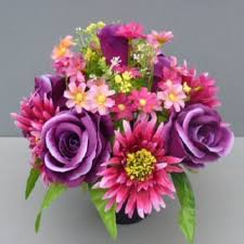 Memorial Vases For Graves Uk 25 Best Artificial Grave Flower Pots Images On Pinterest Flower