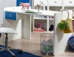 Kinderschreibtisch G Stig Schreibtisch Tisch Kinderschreibtisch Sunny Weiß Marineblau