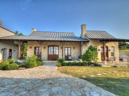 Hill Country Contemporary Elevation House Pinterest Country - Texas hill country home designs