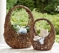 easter baskets for sale pottery barn easter baskets decor sale save 20 now candie