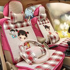couvre si e auto à vendre protection de voiture sièges femmes mignon fille bande