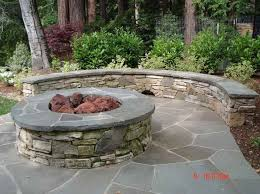 How To Build Fire Pit On Concrete Patio Best 25 Patio Fire Pits Ideas On Pinterest Fire Pit With Rocks