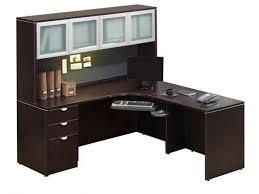 Super Hutch Best Office Desk With Hutch Making U2013 Home Regarding Stylish
