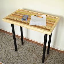 yardstick table or homework desk tutorial dream a little bigger