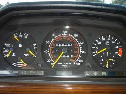 even amg benz had eco dials in the 80s and a 190mpg speedo