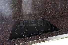 Built In Induction Cooktop Mobile Portable Induction Cooktop Stove On A White Background