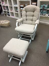 Best Chairs Glider Best Chairs Sona Glider Rocker U0026 Ottoman In
