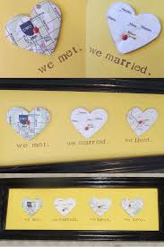 gifts for husband husband birthday gift idea diy picture frame pinteres