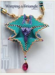 1392 best geometric beadwork images on pinterest beadwork