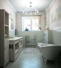 Brick Accent Wall by Bathroom White Brick Accent Wall Feat Compact Bathroom Vanity