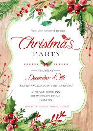 christmas invitations merry christmas invitations merry christmas digital printable