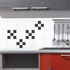 stickers pour carrelage mural cuisine stickers pour carrelage mural damier de plage sticker fabriqué en