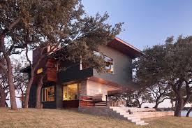 Trex Lighting Trex Vs Wood Exterior Contemporary With Barbecue Cantilever
